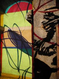 Œillet 2003 Anne-Marie Pécheur Artiste Peinture et Lumière 17