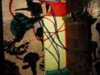 Œillet 2003 Anne-Marie Pécheur Artiste Peinture et Lumière 26