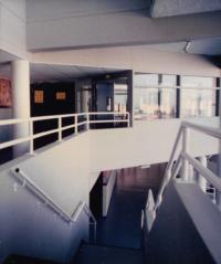 1984 Collège Jean Wiener Marnes La Vallée Anne-Marie Pécheur Artiste Peinture et Lumière stmedart-06