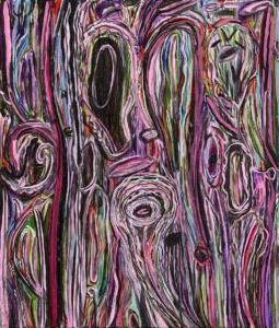 Anne-Marie Pécheur Artiste Peinture et lumière 0119