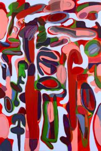 Anne-Marie Pécheur Artiste Peinture et lumière PE-0080