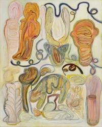 Anne-Marie Pécheur Artiste Peinture et Lumière PE-0100