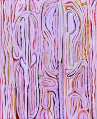 Anne-Marie Pécheur Artiste Peinture et lumière PE-0106