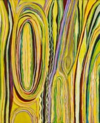 Anne-Marie Pécheur Artiste Peinture et lumière amPécheur©jcLett009