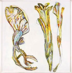 Anne-Marie Pécheur Artiste Peinture et Lumière PE-0001
