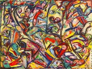 Anne-Marie Pécheur Artiste Peinture et Lumière PE-0004