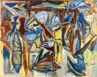 Anne-Marie Pécheur Artiste Peinture et lumière PE-0006