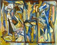 Anne-Marie Pécheur Artiste Peinture et lumière PE-0007