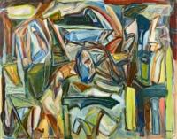 Anne-Marie Pécheur Artiste Peinture et lumière PE-0009