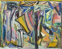 Anne-Marie Pécheur Artiste Peinture et lumière PE-0012