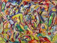 Anne-Marie Pécheur Artiste Peinture et Lumière PE-0018