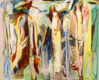 Anne-Marie Pécheur Artiste Peinture et Lumière PE-0023