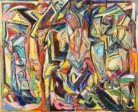Anne-Marie Pécheur Artiste Peinture et lumière PE-0024