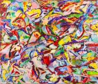 Anne-Marie Pécheur Artiste Peinture et Lumière PE-0025