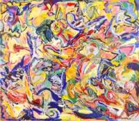 Anne-Marie Pécheur Artiste Peinture et Lumière PE-0030