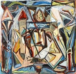 Anne-Marie Pécheur Artiste Peinture et Lumière PE-0032
