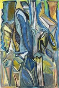 Anne-Marie Pécheur Artiste Peinture et lumière PE-0033