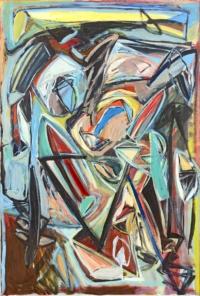 Anne-Marie Pécheur Artiste Peinture et lumière PE-0034