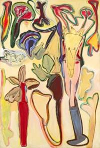 Anne-Marie Pécheur Artiste Peinture et Lumière PE-0036