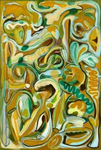 Anne-Marie Pécheur Artiste Peinture et Lumière PE-0038