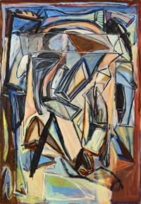 Anne-Marie Pécheur Artiste Peinture et lumière PE-0051