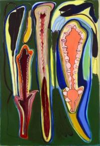 Anne-Marie Pécheur Artiste Peinture et Lumière PE-0056