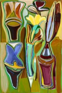 Anne-Marie Pécheur Artiste Peinture et Lumière PE-0057