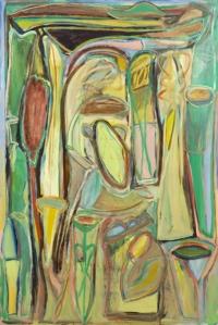 Anne-Marie Pécheur Artiste Peinture et lumière PE-0062