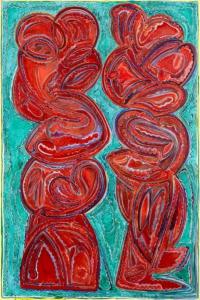 Anne-Marie Pécheur Artiste Peinture et Lumière PE-0063