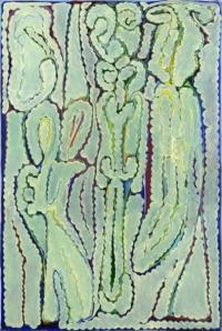 Anne-Marie Pécheur Artiste Peinture et Lumière PE-0066