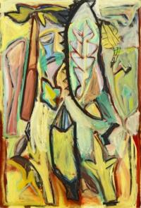 Anne-Marie Pécheur Artiste Peinture et lumière PE-0070