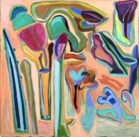 Anne-Marie Pécheur Artiste Peinture et Lumière PE-0071