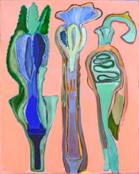 Anne-Marie Pécheur Artiste Peinture et Lumière PE-0075