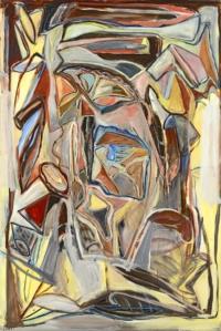 Anne-Marie Pécheur Artiste Peinture et lumière PE-0077