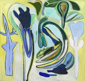 Anne-Marie Pécheur Artiste Peinture et Lumière PE-0083