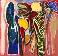 Anne-Marie Pécheur Artiste Peinture et Lumière PE-0084