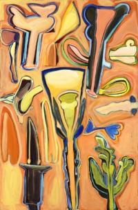 Anne-Marie Pécheur Artiste Peinture et Lumière PE-0088