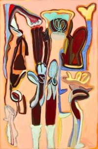 Anne-Marie Pécheur Artiste Peinture et Lumière PE-0089