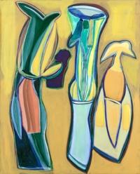 Anne-Marie Pécheur Artiste Peinture et Lumière PE-0092