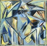 Anne-Marie Pécheur Artiste Peinture et lumière PE-0093