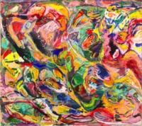Anne-Marie Pécheur Artiste Peinture et Lumière PE-0094