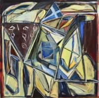 Anne-Marie Pécheur Artiste Peinture et lumière PE-0096