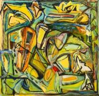 Anne-Marie Pécheur Artiste Peinture et lumière PE-0097