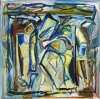 Anne-Marie Pécheur Artiste Peinture et lumière PE-0098