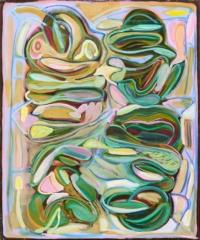 Anne-Marie Pécheur Artiste Peinture et Lumière PE-0115