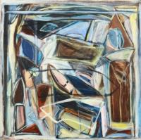 Anne-Marie Pécheur Artiste Peinture et lumière PE-0122