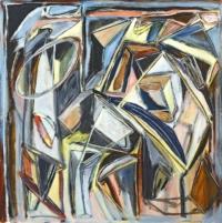 Anne-Marie Pécheur Artiste Peinture et lumière PE-0123