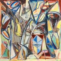 Anne-Marie Pécheur Artiste Peinture et Lumière PE-0125
