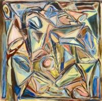 Anne-Marie Pécheur Artiste Peinture et Lumière PE-0127