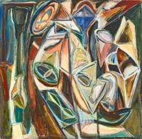 Anne-Marie Pécheur Artiste Peinture et lumière PE-0129